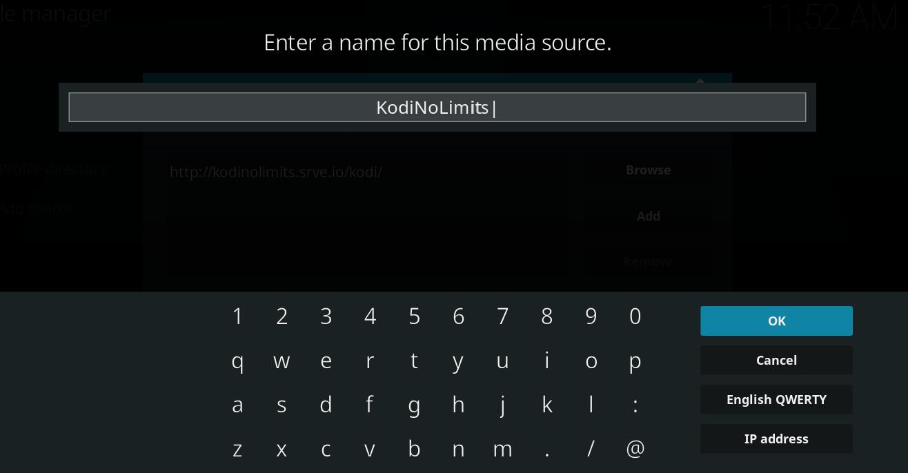 Install Build On Kodi Krypton