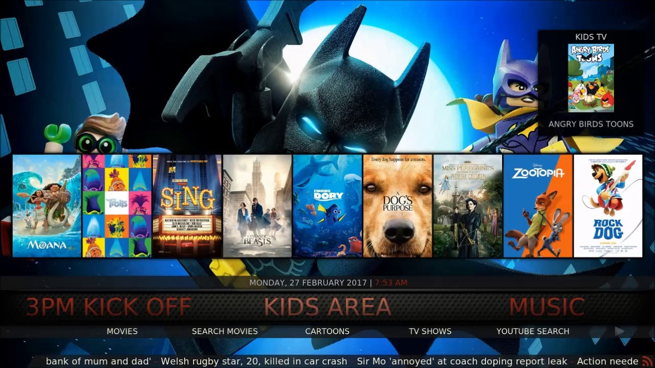 Best Kodi Builds Firestick Krypton
