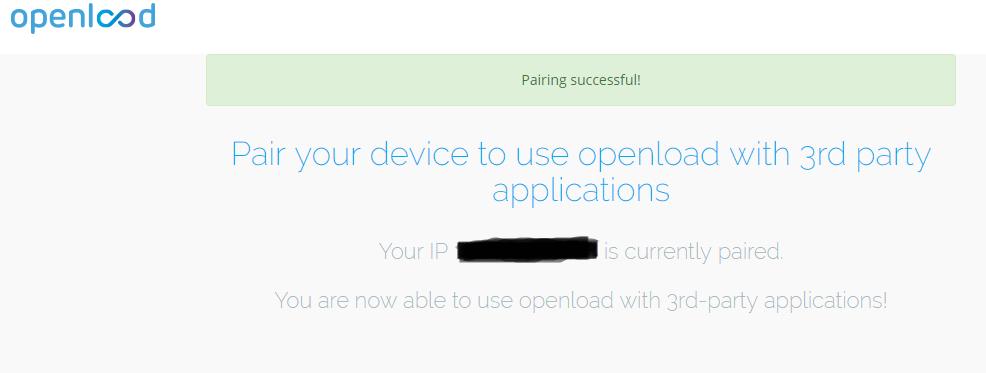 openload-pairing-successful