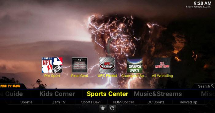How To Install Fire Tv Guru Build On Kodi 17 6 Krypton Tech Prison