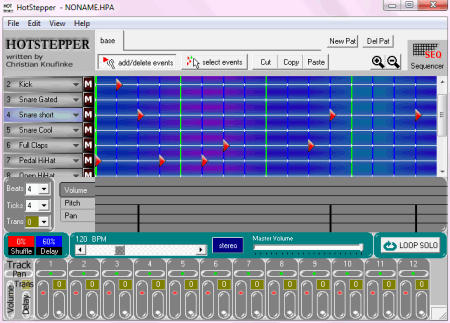 Hotstepper best free beat making software for Create beats online free