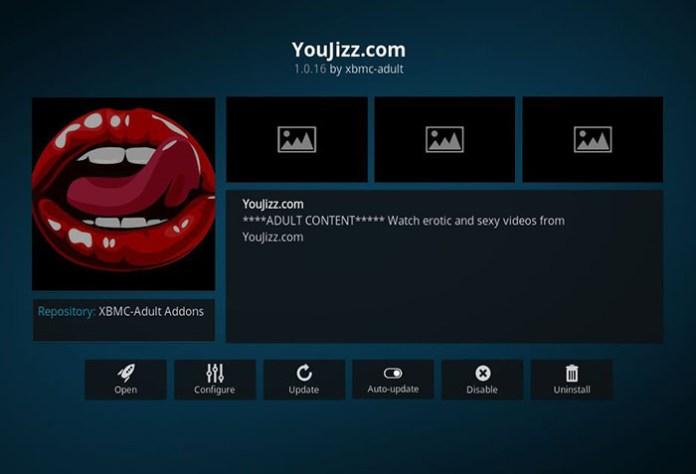 adult addons for kodi youjizz
